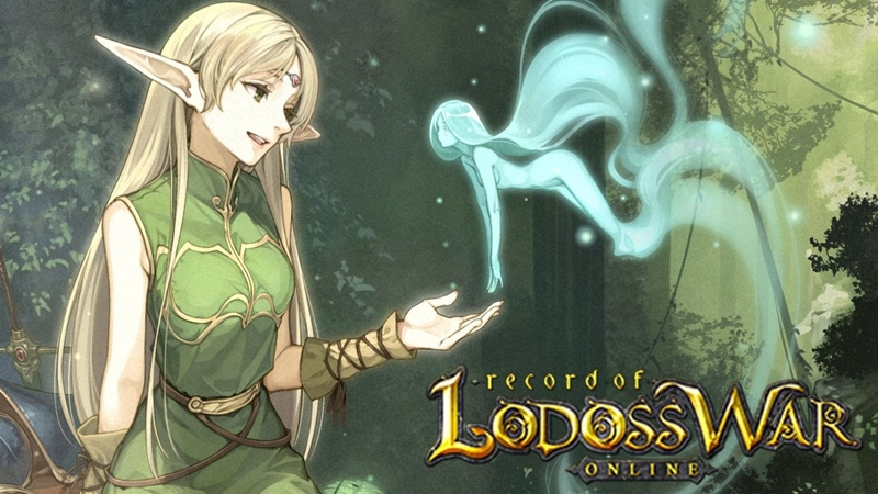 Record of Lodoss War Online - Imagem 1 do software