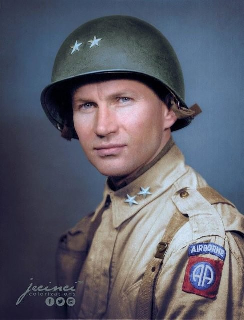 General James M Gavin