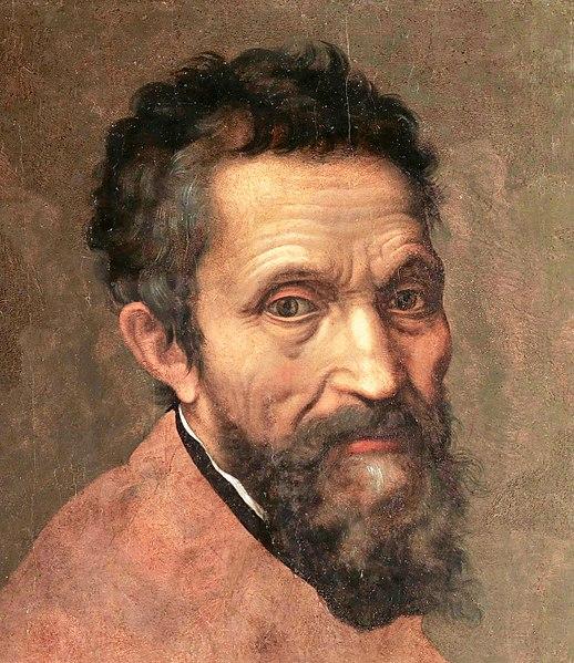 Retrato de Michelangelo