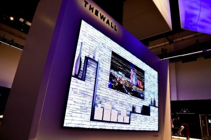 CES 2018: TV 4K de 146 polegadas é chamada de