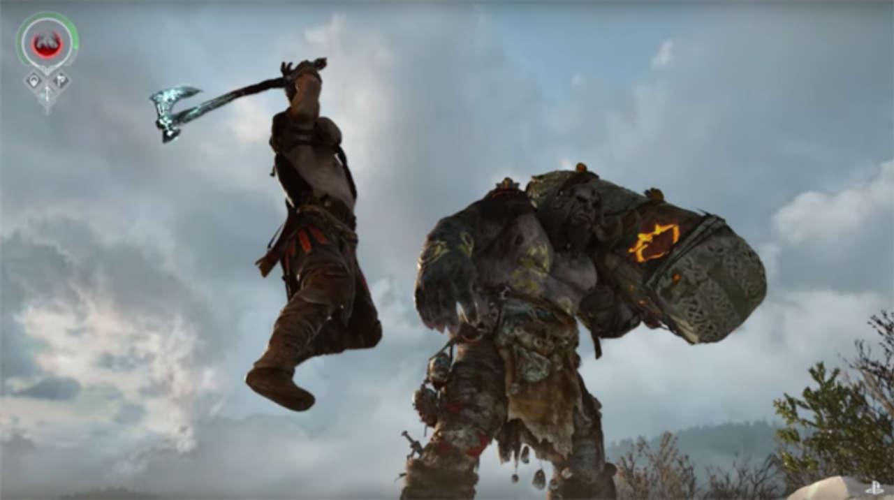 God of War de PS4 será o 1° sem botão de pulo e diretor explica por quê