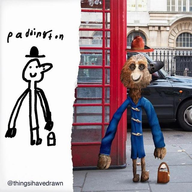Aventuras de Paddington