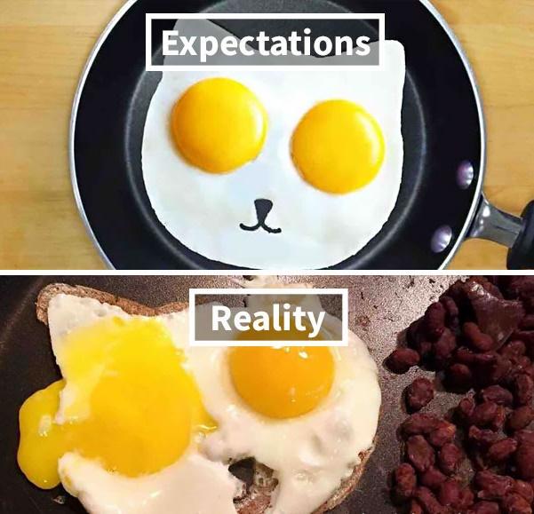 desastres culinários