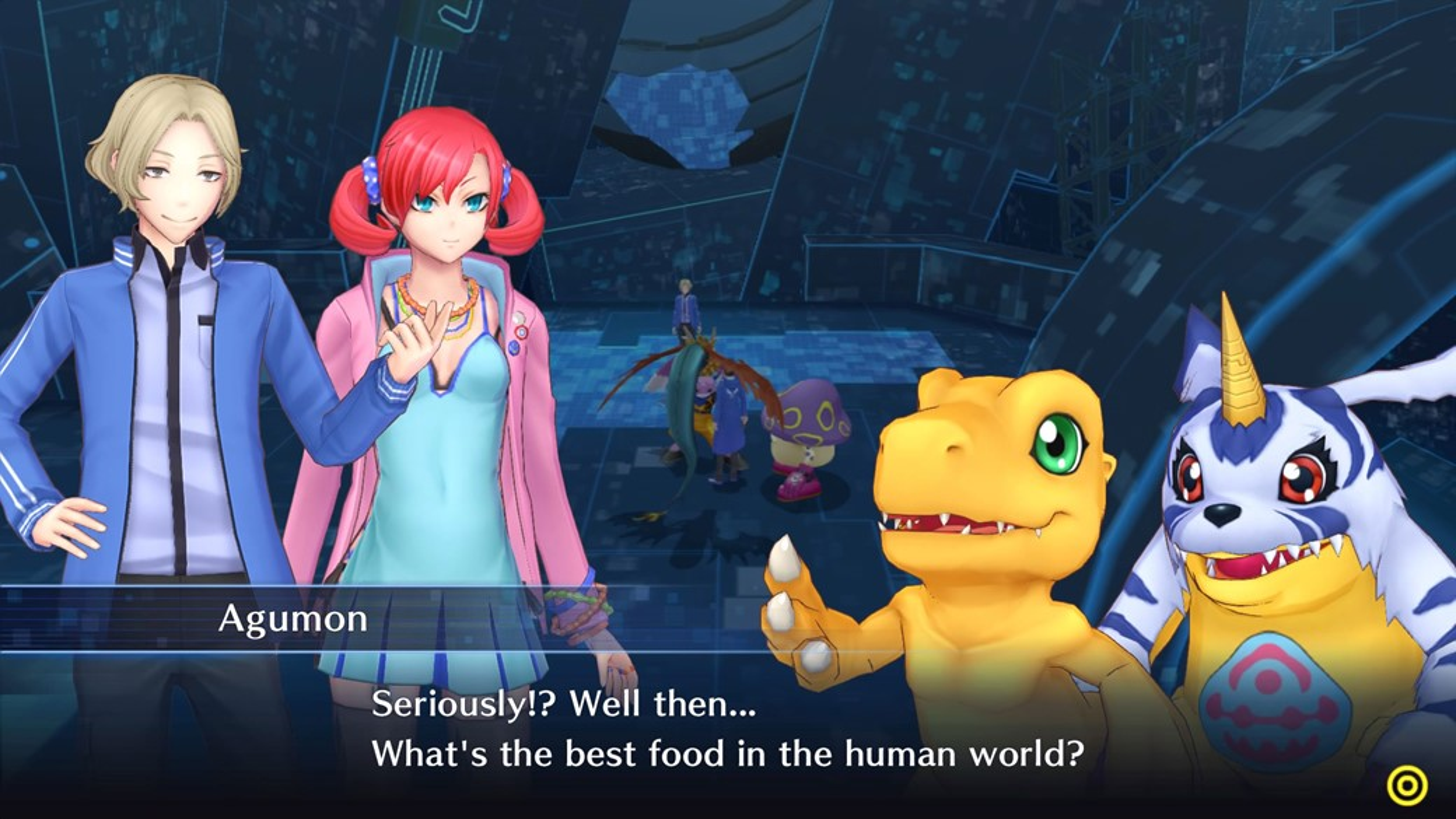 Digimon 2018