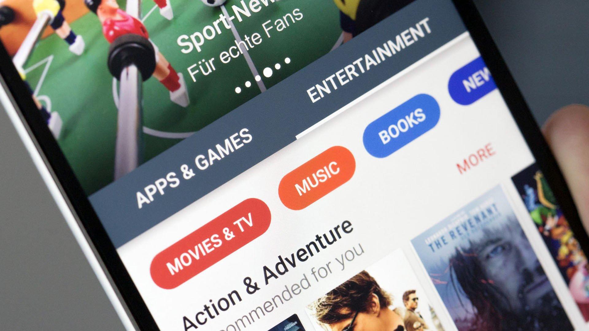 Resultado de imagem para google play store