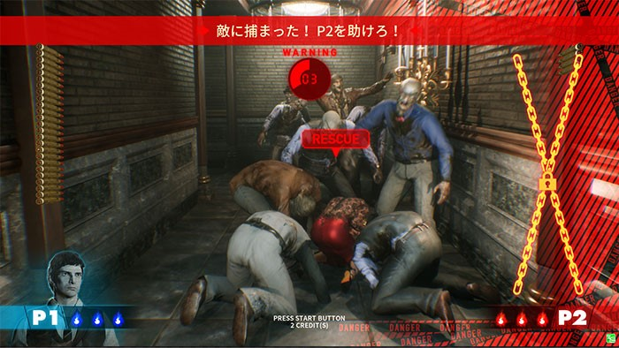 SEGA anuncia House of the Dead: Scarlet Dawn para os arcades japoneses