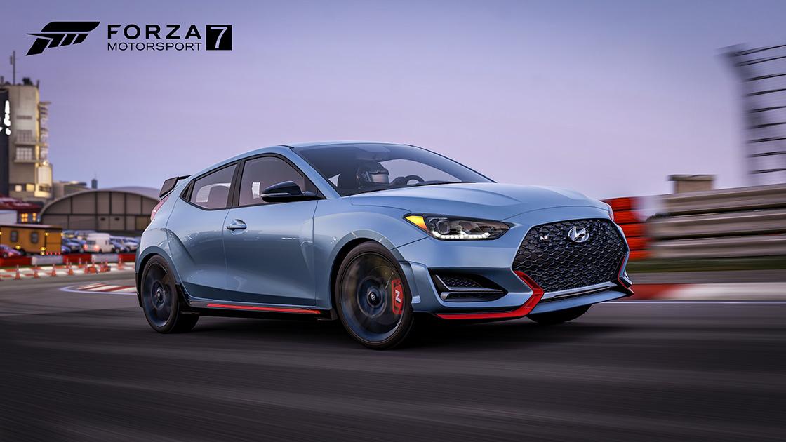 Dois novos carros chegam de graça para o Forza Motorsport 7