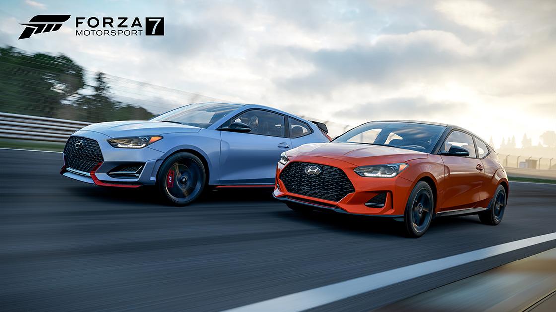 Hyundai Forza 7