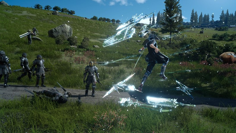 Square confirma Final Fantasy XV: Royal Edition para PS4 e Xbox One