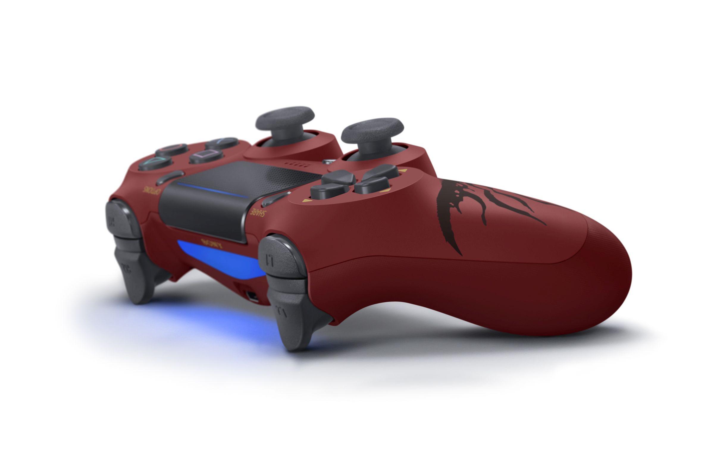 PlayStation 4 Pro temático de Monster Hunter World vai chegar ao Ocidente