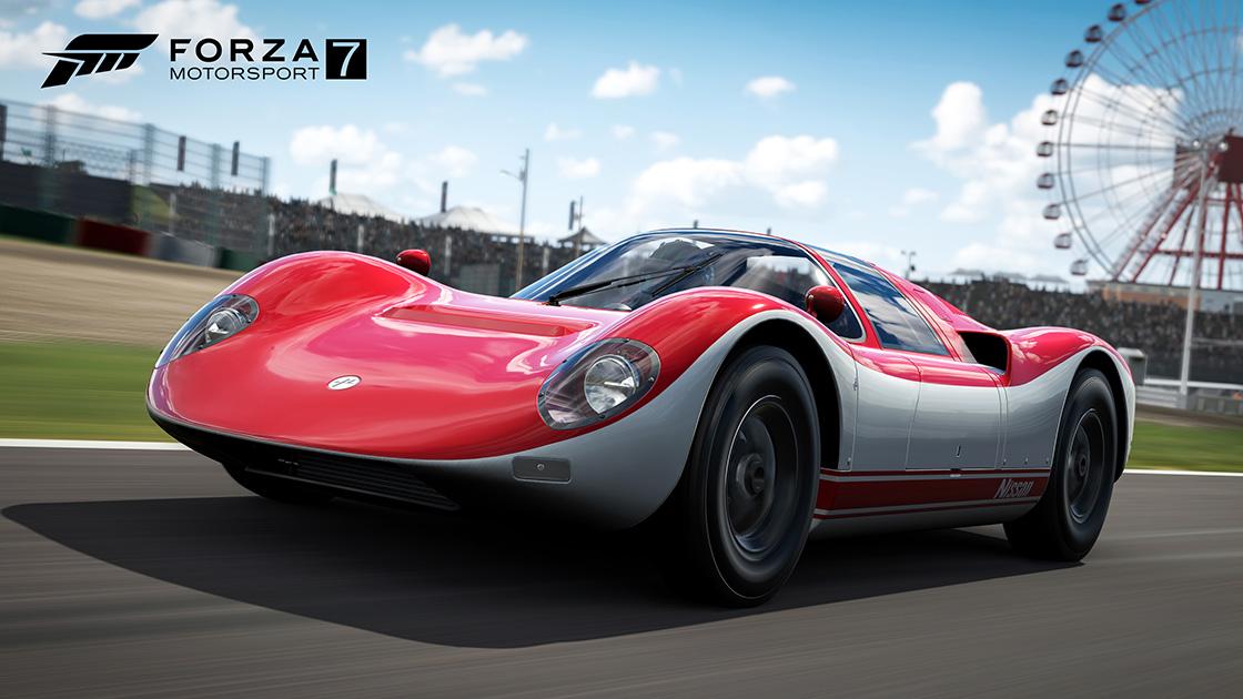 Pacote de carros da Totino's traz clássicos e bólidos de corrida ao Forza 7