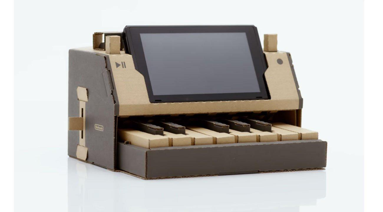 Nintendo Labo é a proposta de papercraft + Switch para o público casual