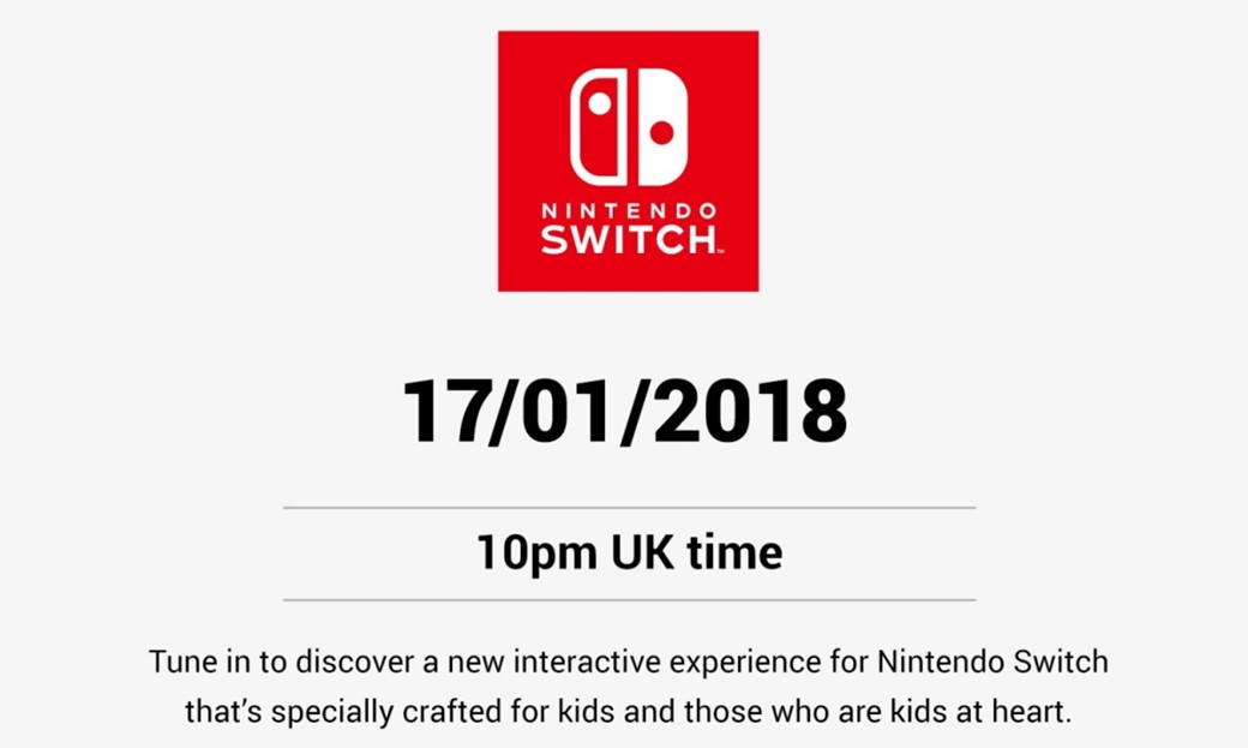 Switch anuncio