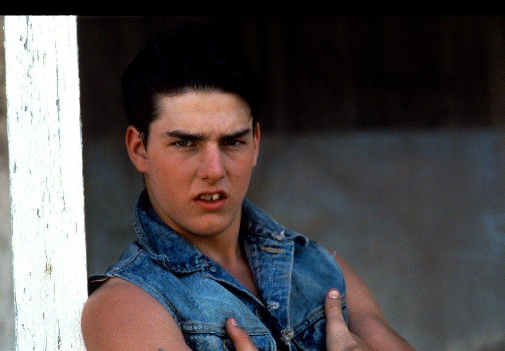 Tom Cruise jovem