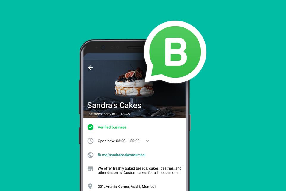 WhatsApp Business: mensageiro lança versão para pequenas e médias empresas