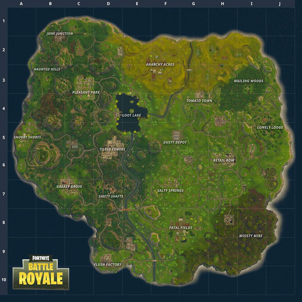 Mapa novo