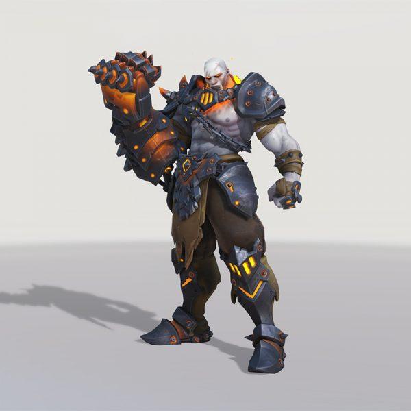 Overwatch recebe primeiro preview de skin lendária; update chega em breve