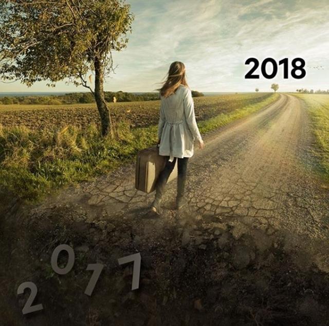 Adeus, ano velho!