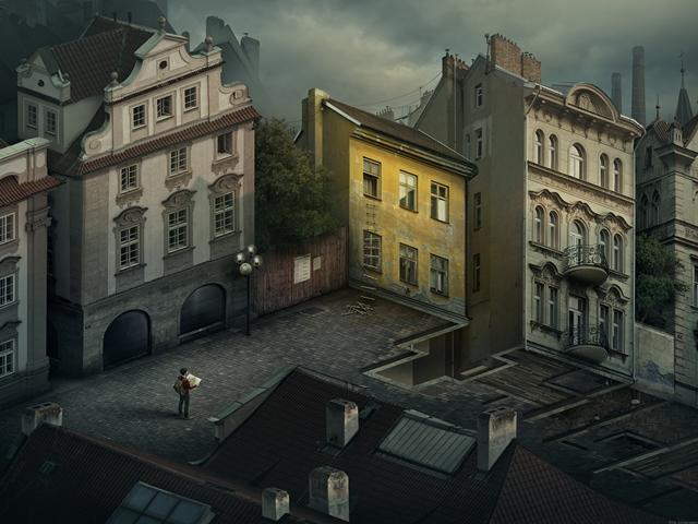 Brincando de Escher