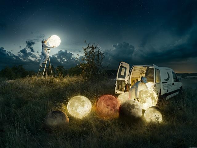 Repositoras da Lua