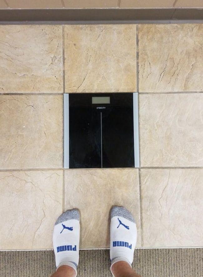 balança de peso