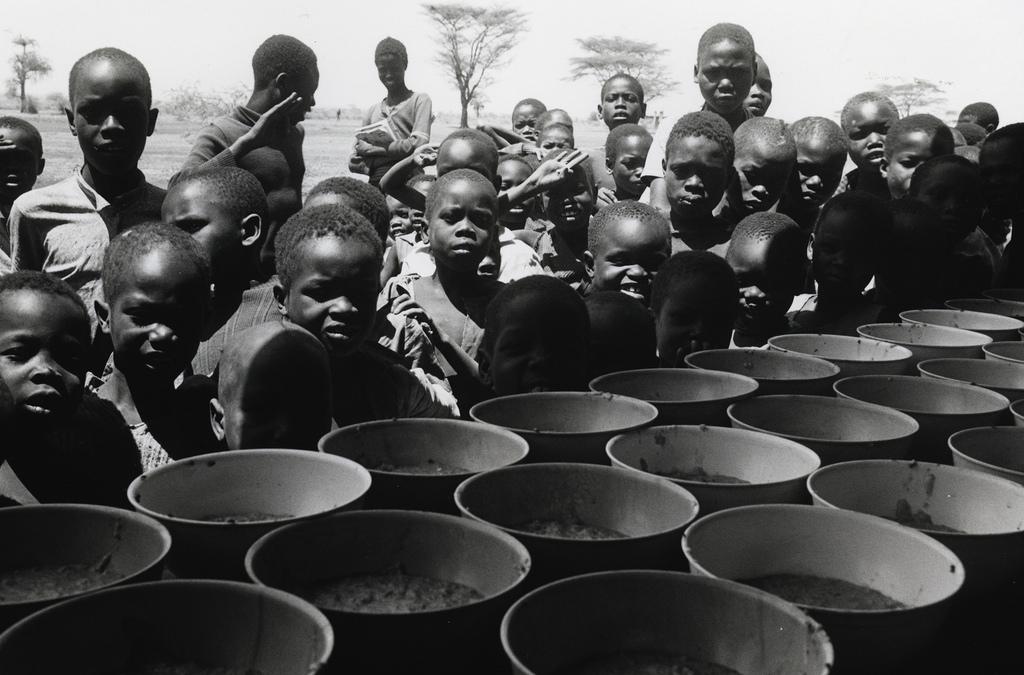 Fome em Uganda
