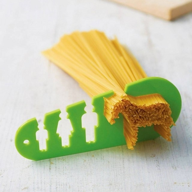 quantidade de espaguete