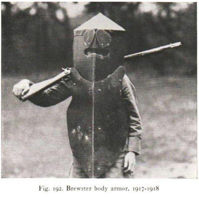 armadura brewster