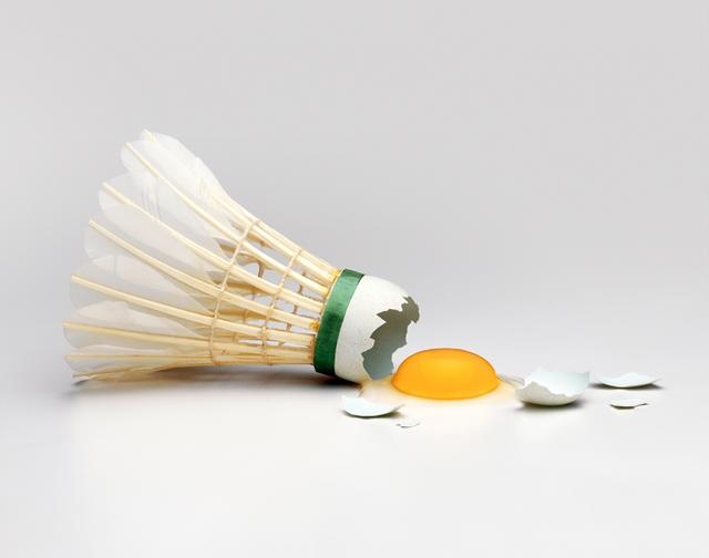 feita de ovo