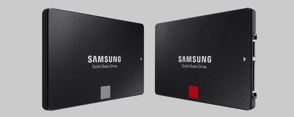 Samsung traz novidades em sua linha de SSDs com o 860 Evo e 860 Pro