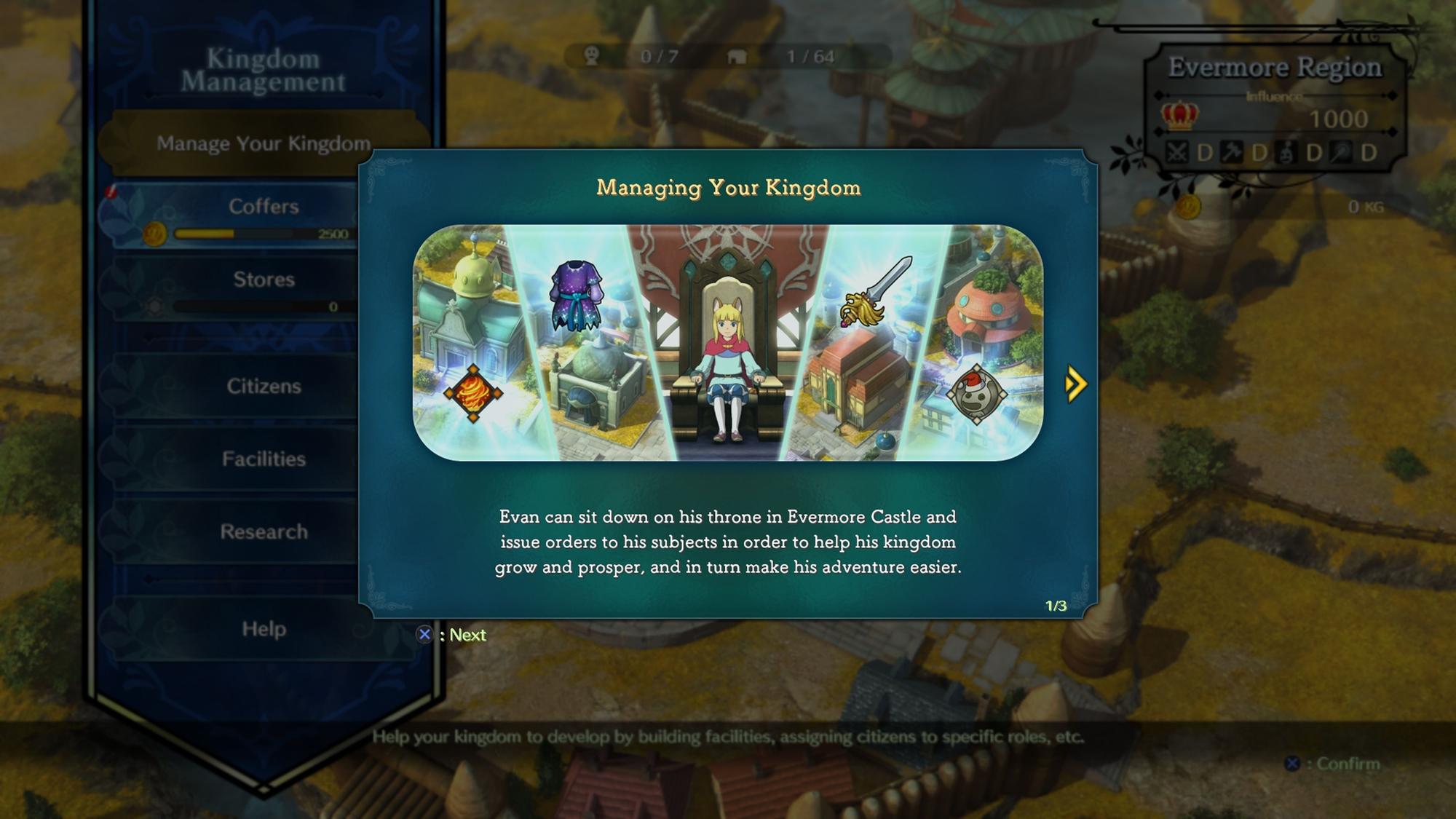 Ni No Kuni 2: Revenant Kingdom ganha belas imagens em 4K