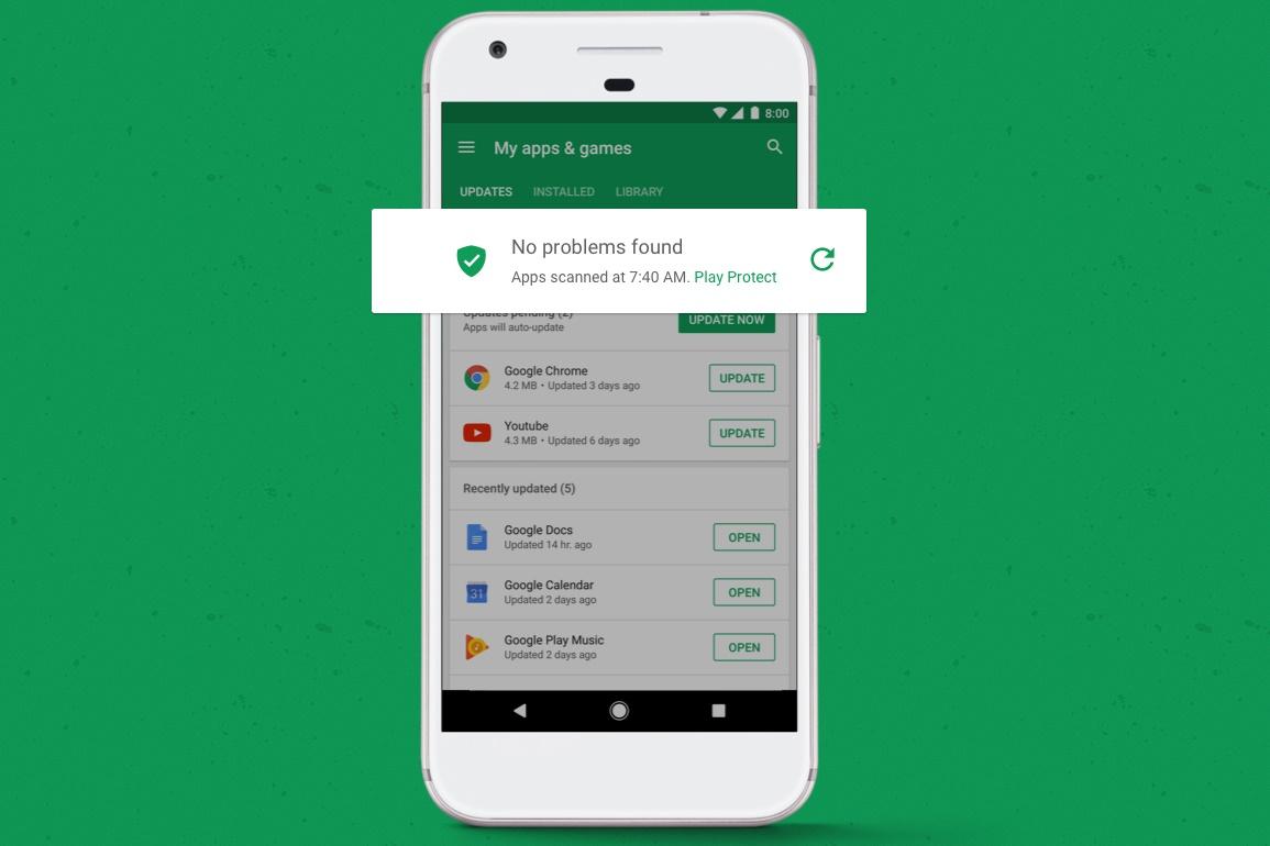 IA da Google impediu que 700 mil malwares chegassem a aparelhos Android