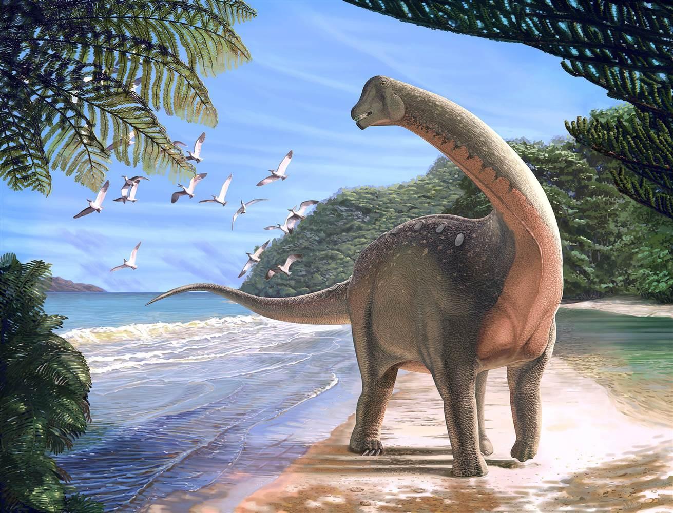 Dinossauro africano
