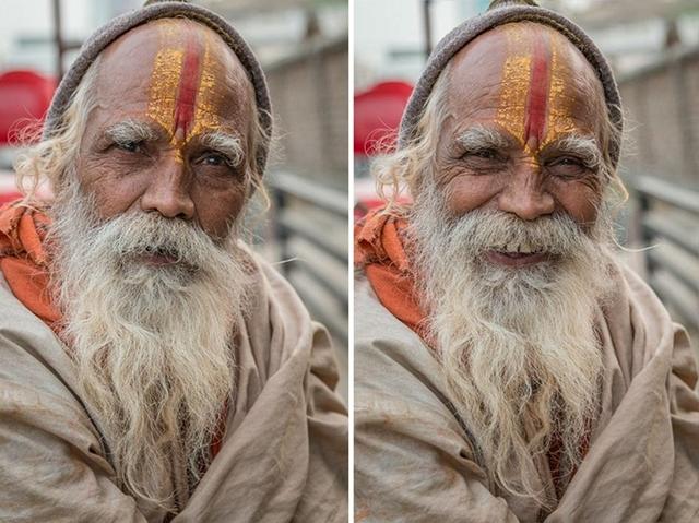 Vrindavan, na Índia
