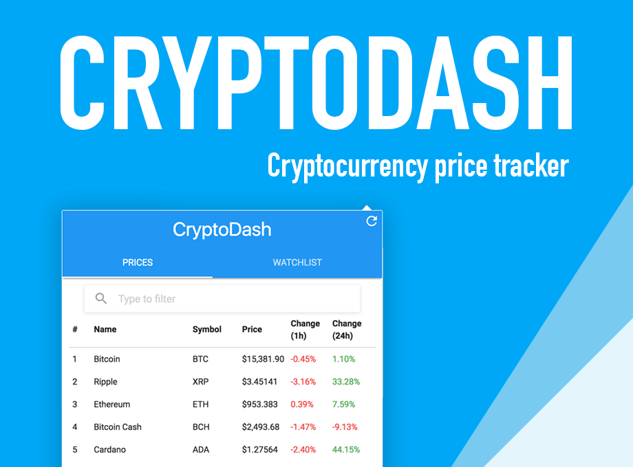 CryptoDash - Imagem 1 do software