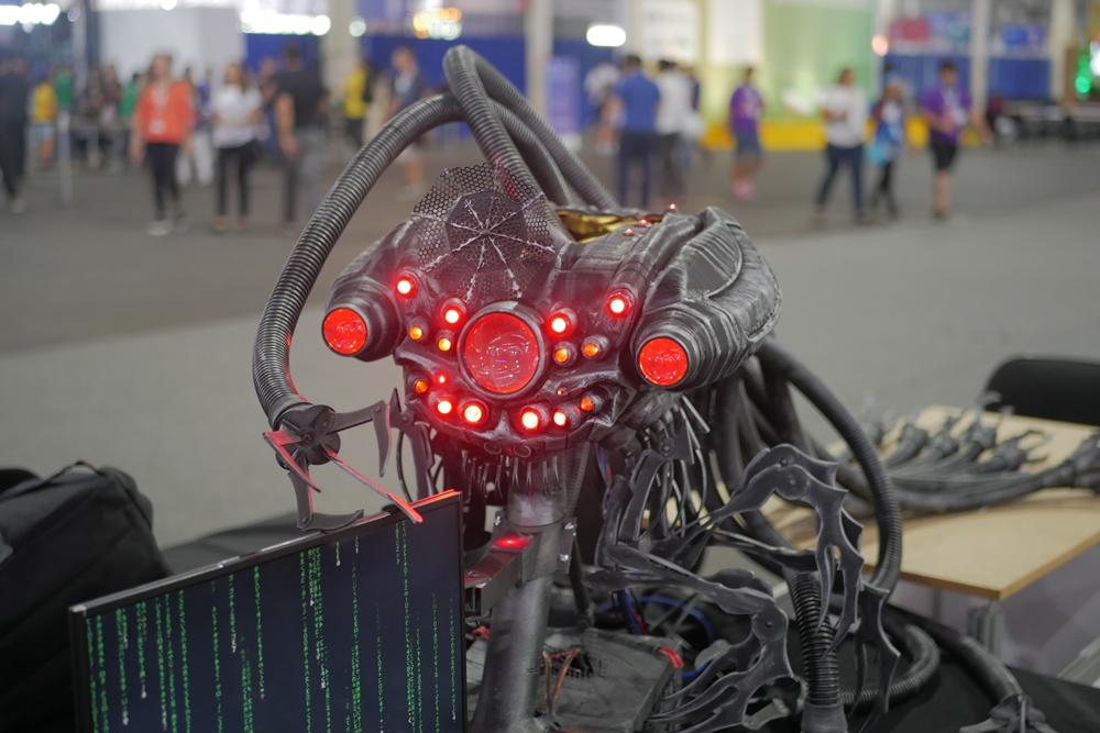 Personalizar é poder! Confira os casemods mais insanos da Campus Party 2018