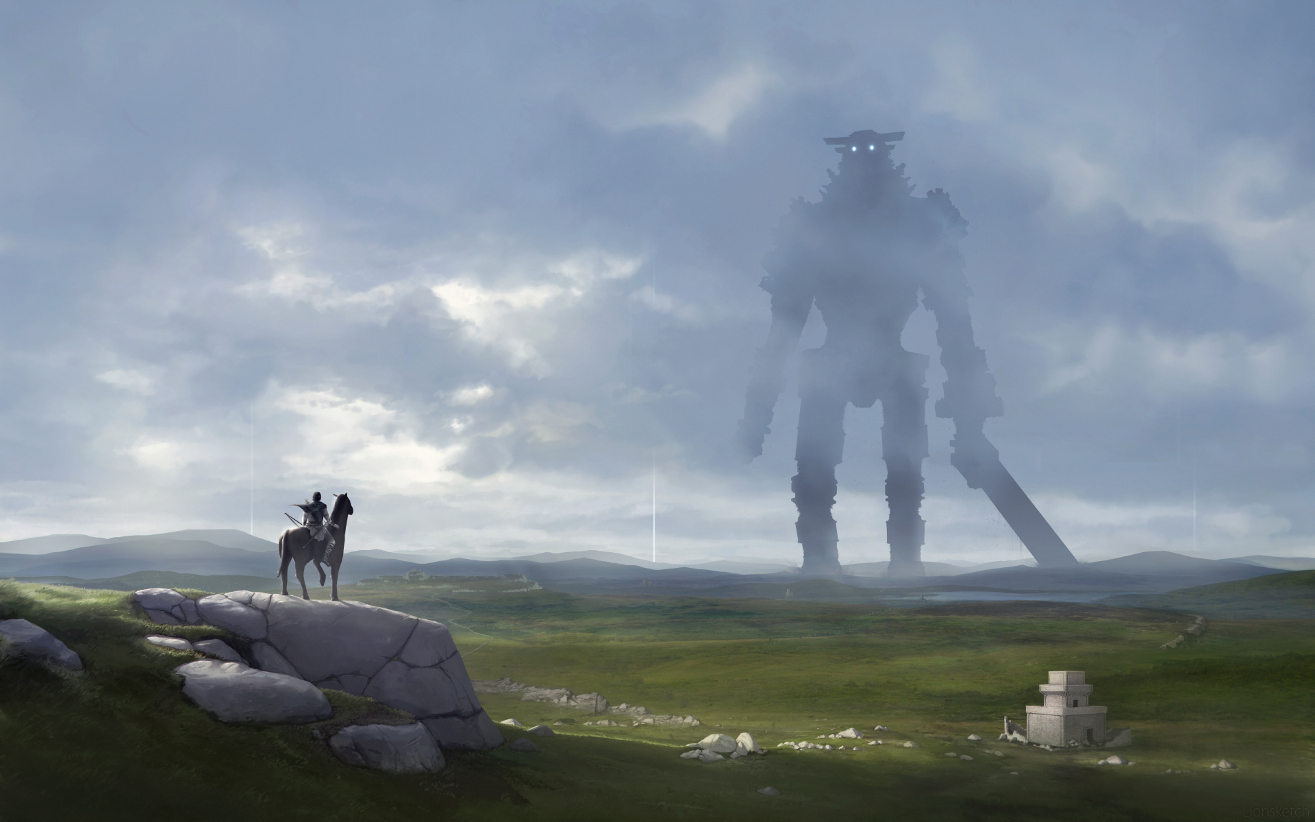 Shadow of the Colossus: saiba como obter o tema dinâmico ...
