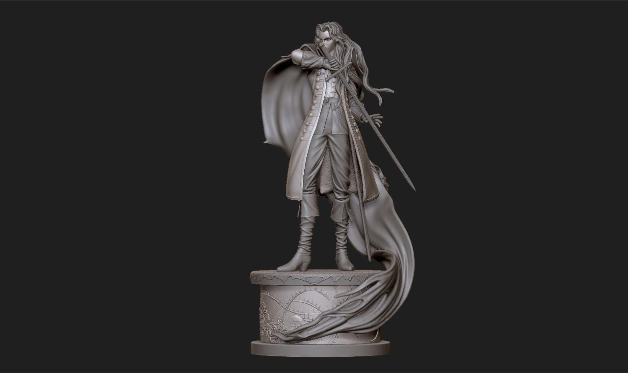 Estátua de Castlevania de US$ 300 é o sonho de consumo de qualquer gamer