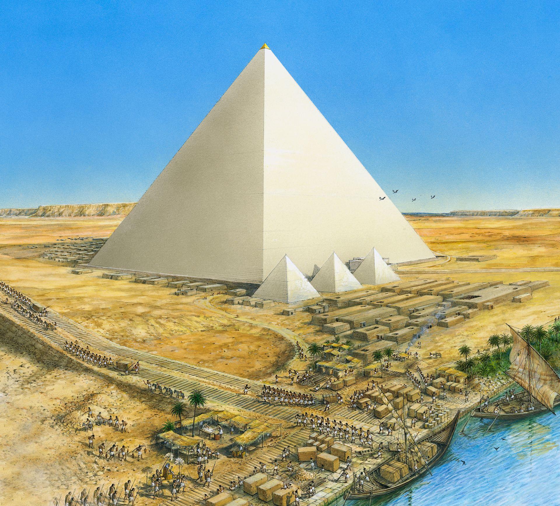 Grande Pirâmide de Quéops