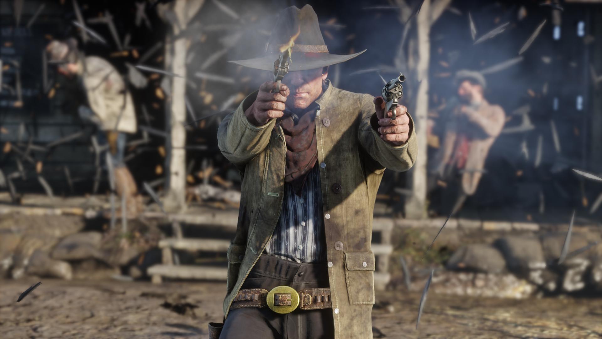 Red Dead Redemption 2 é adiado mais uma vez e será lançado em outubro