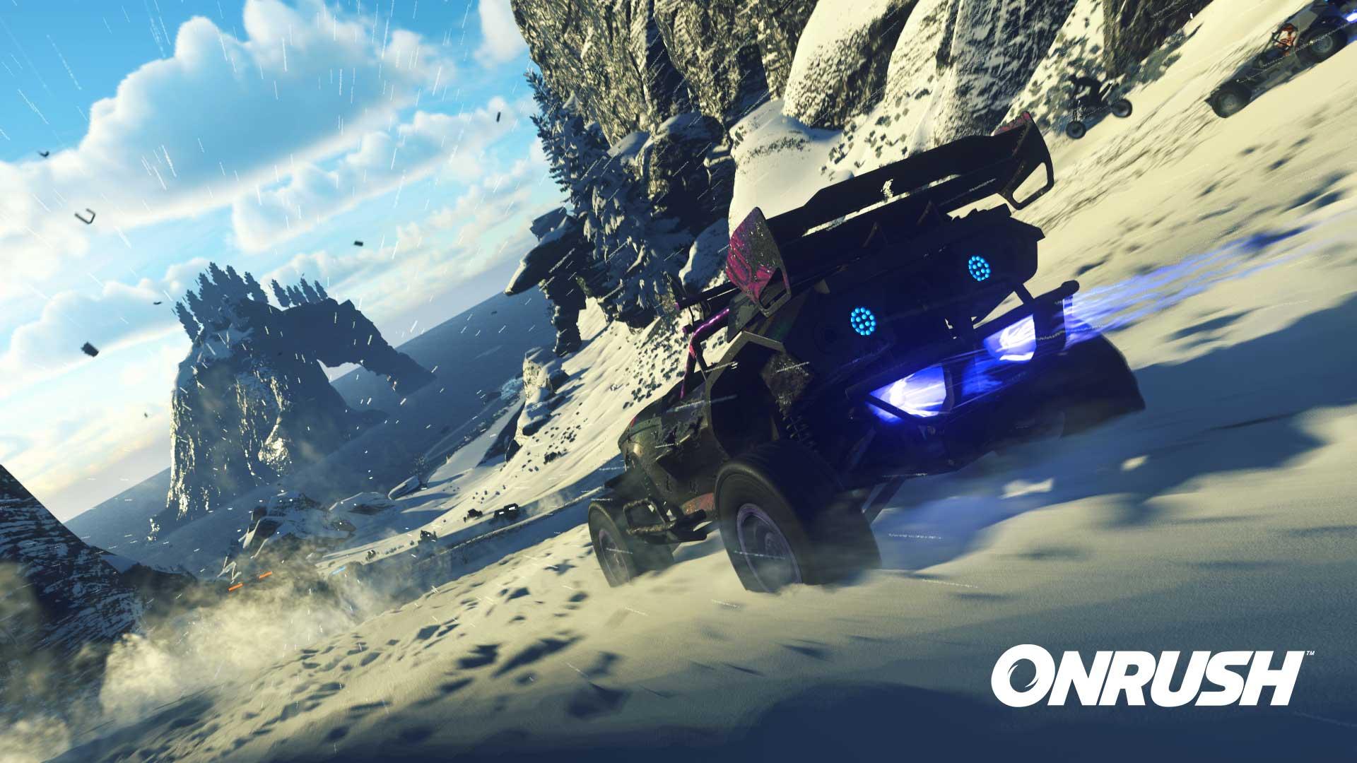 OnRush: game de corrida com pegada arcade ganha data de lançamento