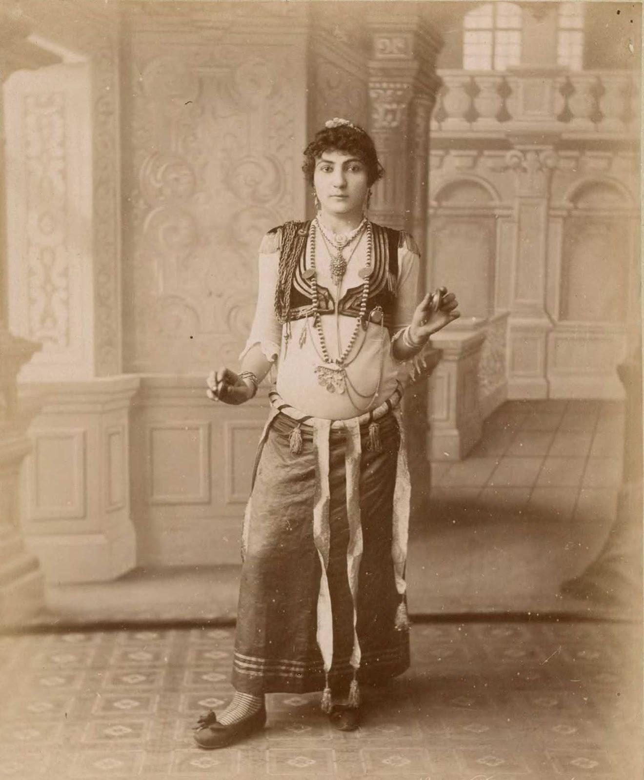 Dançarina turca