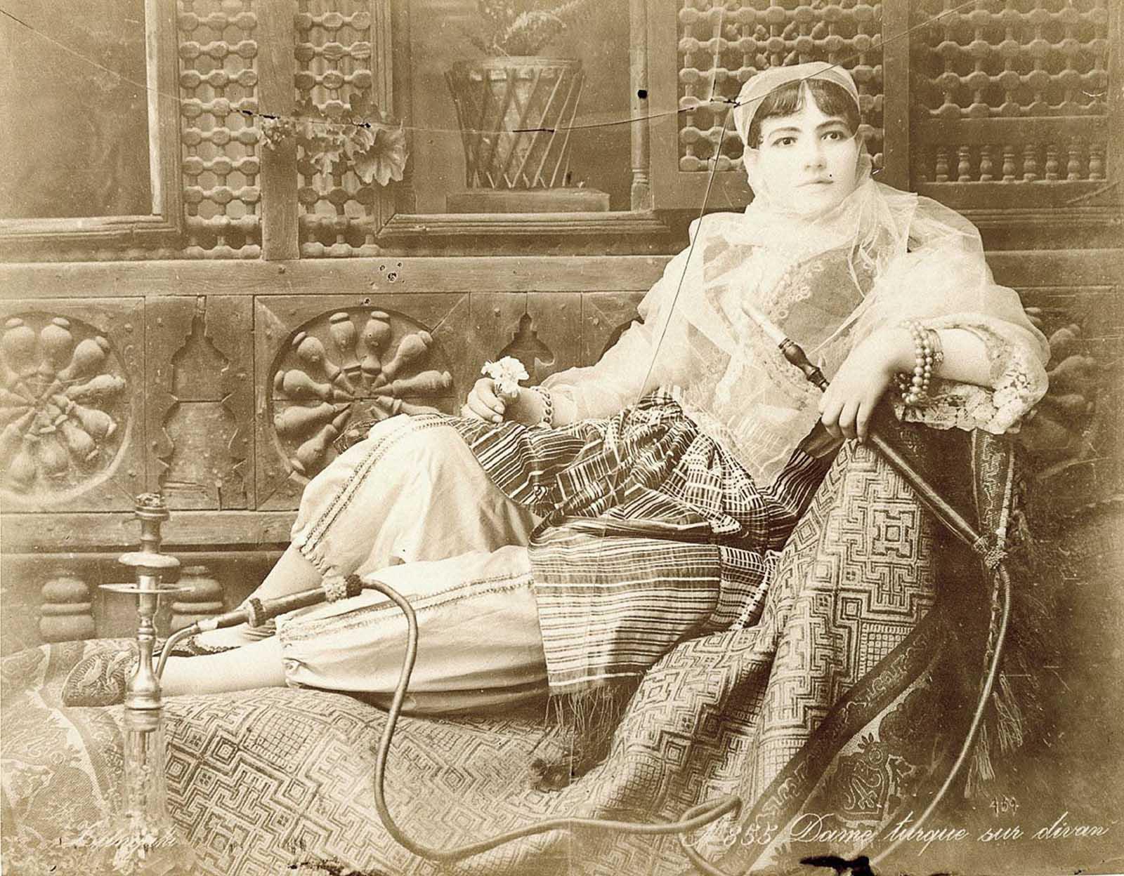 Mulher turca