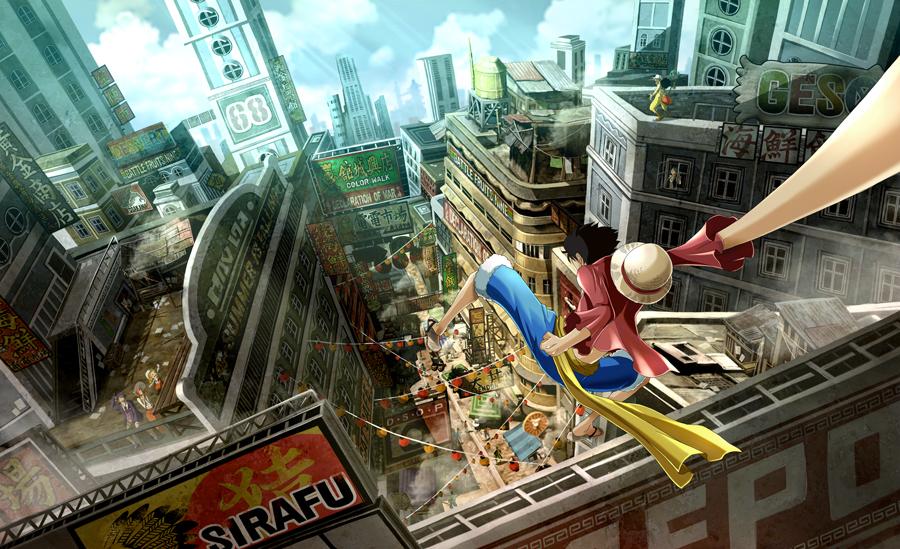 One Piece: World Seeker ganha primeiro trailer em 4K e dezenas de imagens