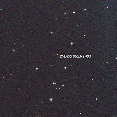 Menor estrela descoberta