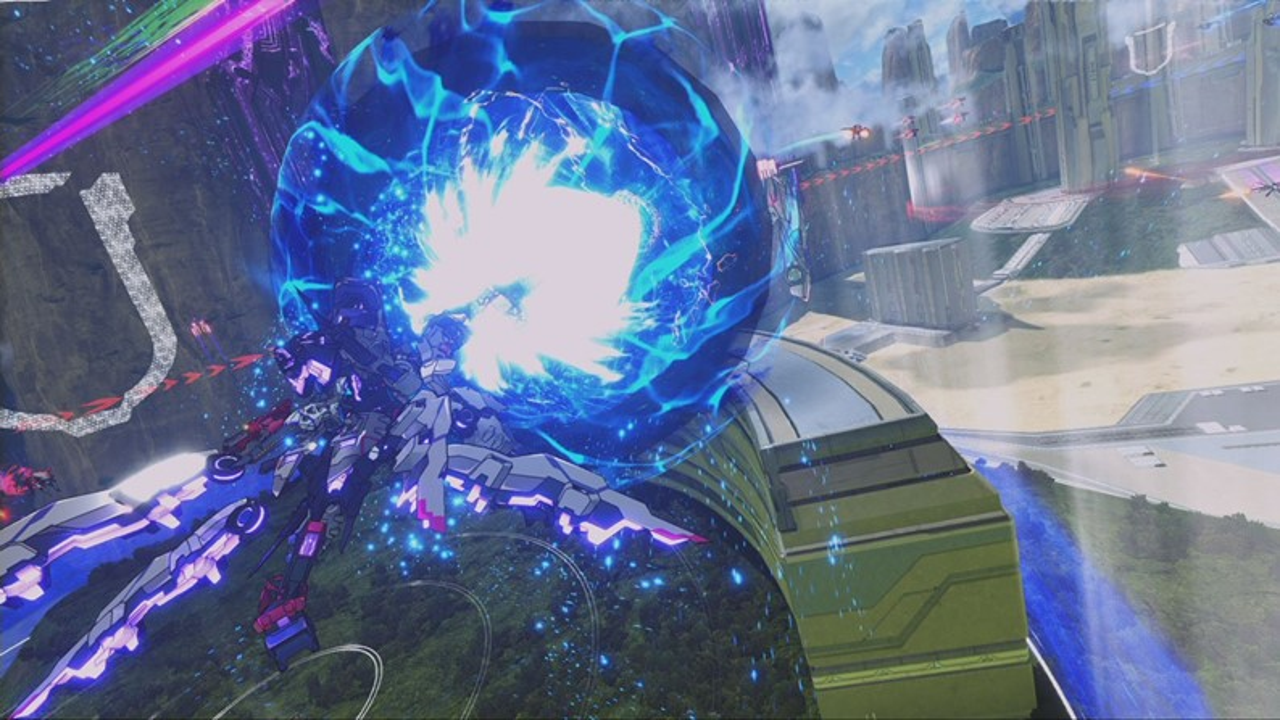 Square Enix prepara jogo 8v8 do anime Starwing Paradox