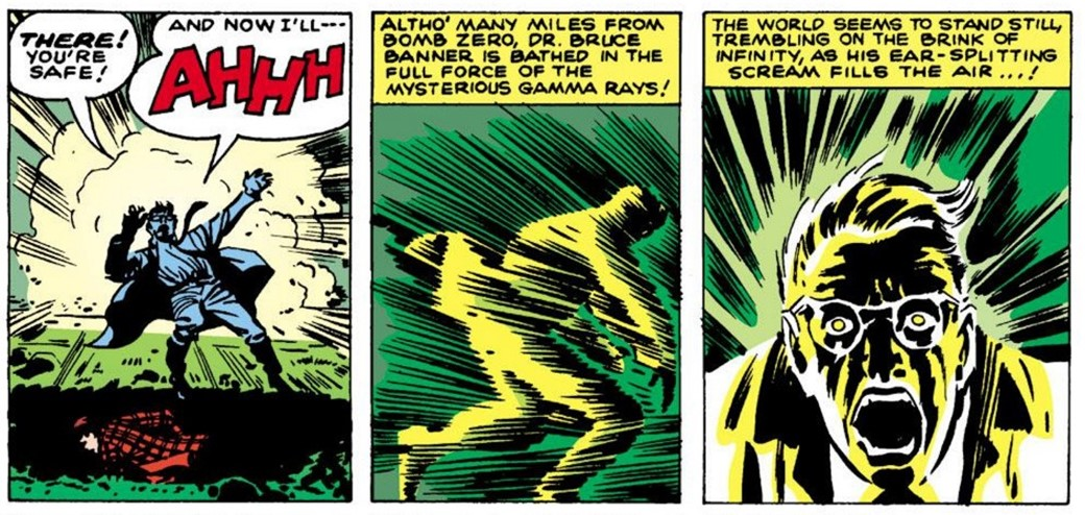 Hulk Bruce Banner