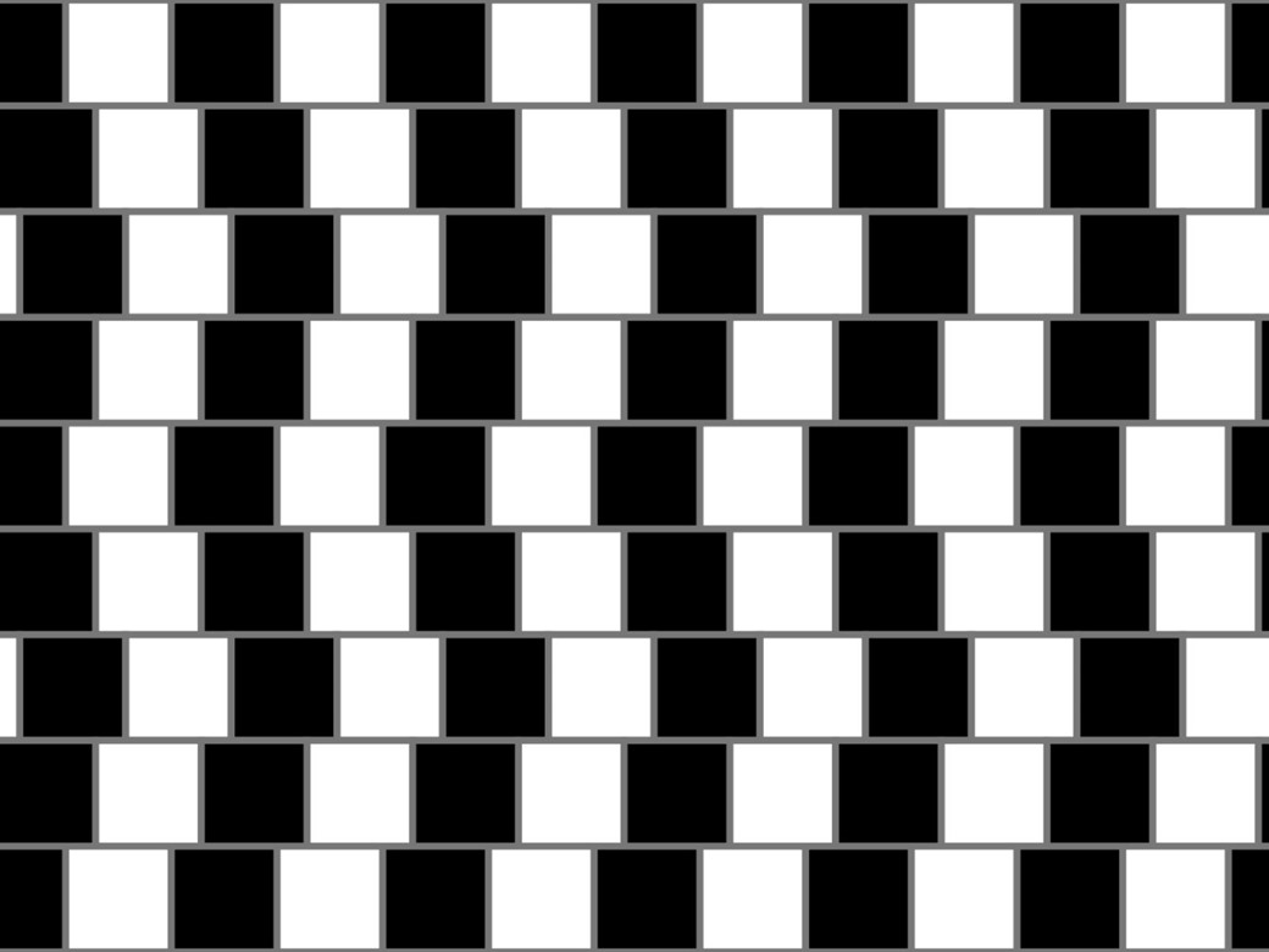 ilusão de ótica