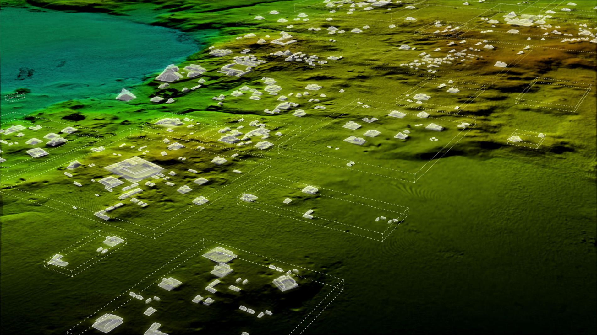 Mapeamento por radar