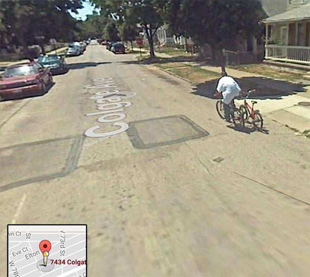 Roubo de bicicleta